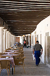 Plaza Mayor Square, Chinchon, Spain