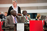 Berlin-Germany - May 19, 2014 -- International Trade Union Confederation - 3rd ITUC World Congress 'Building Workers' Power' -- Photo: © HorstWagner.eu / ITUC
