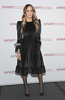 NEW YORK, NY - DECEMBER 13: Sarah Jessica Parker attend the New York Women In Film and Television's Muse Awards 2018  on December 13, 2018 in New York City.  Credit: John Palmer/MediaPunch