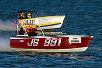 "JS-991, JS-721 ""Go'n Skiff'n Krazy""            (Jersey Speed Skiff(s)"