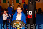 Nicole O'Sullivan of White Panther Martial Arts, Tralee who became Grand Champion at the recent Best of the Best Championships in Kildare.