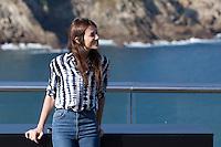 Actress Charlotte Gainsgourg presents the film: 'Samba' during the 62st San Sebastian Film Festival in San Sebastian, Spain. September 27, 2014. (ALTERPHOTOS/Caro Marin) /NortePHOTO.com /nortephoto.com