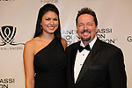 Terry Fator; Taylor Makakoa at the red carpet for the Andre Agassi Foundation of Education's 15th Grand Slam for Children Benefit Concert © Al Powers / Vegas Magazine