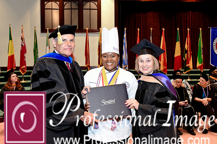 #Stratford University Graduation - June 15, 2019 @ Hylton Memorial Event Chapel, Woodbridge Virginia