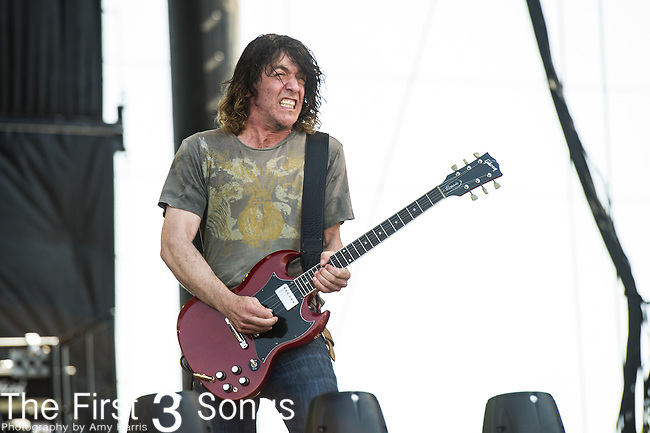 Eric Schenkman of the Spin Doctors performs at the 2nd Annual BottleRock Napa Festival at Napa Valley Expo in Napa, California.