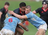 120818 Hurricanes Zone Secondary Schools Rugby - St Pat's Silverstream v Gisborne BHS
