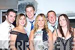 Phelim O'Sullivan, Eimear Quirke, Sean Reilly, Elaine Breen, James Sweeney and Caroline Breen having a ball at the Cromane GAA social in Jacks Bar and restaurant Cromane on Friday night    Copyright Kerry's Eye 2008