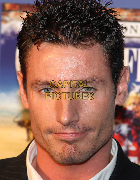 "DEAN GAFFNEY .Coronation Street ""Out Of Africa"" DVD Premiere at Odeon Cinema, The Printworks, Manchester, England..November 4th 2008.headshot portrait stubble facial hair .CAP/JIL.©Jill Mayhew/Capital Pictures"
