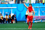 Xherdan Shaqiri (SUI), JULY 1, 2014 - Football / Soccer : FIFA World Cup Brazil 2014 Round of 16 match between Argentina 1-0 Switzerland at Arena de Sao Paulo in Sao Paulo, Brazil. (Photo by D.Nakashima/AFLO)