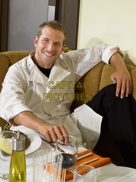 BRADLEY COOPER .in Kitchen Confidential..*Editorial Use Only*.www.capitalpictures.com.sales@capitalpictures.com.Supplied by Capital Pictures.