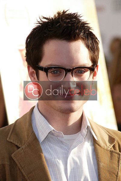 """Elijah Wood<br /> at the Los Angeles Film Festival Opening Night """"Down in the Valley"""", Arclight, Hollywood, CA 06-16-05<br /> Jason Kirk/DailyCeleb.com 818-249-4998"""