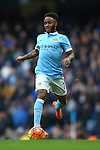 Raheem Sterling of Manchester City - Barclay's Premier League - Manchester City vs Aston Villa - Etihad Stadium - Manchester - 05/03/2016 Pic Philip Oldham/SportImage