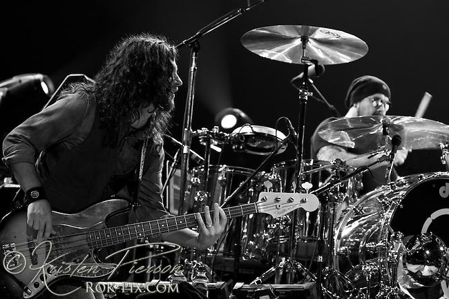 Jason Bonham's Led Zeppelin Experience perform at Mohegan Sun Arena July 4 2013