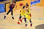 XXXVIII Lliga Nacional Catalana ACB 2017.<br /> FC Barcelona Lassa vs BC Morabanc Andorra: 89-70.<br /> Jaime Fernandez.