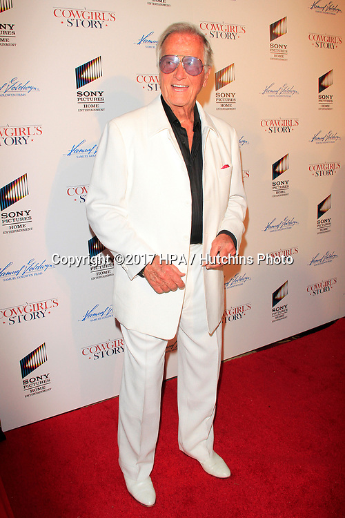 "LOS ANGELES - APR 13:  Pat Boone at the ""A Cowgirl's Story"" Premiere at the Pacific Theatres at The Grove on April 13, 2017 in Los Angeles, CA"