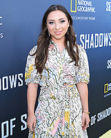 HOLLYWOOD, CALIFORNIA - JULY 10: Ava Cantrell attends the National Geographic Documentary Films' premiere of 'Sea Of Shadows' at NeueHouse Los Angeles on July 10, 2019 in Hollywood, California. (Photo by Frank Micelotta/National Geographic/PictureGroup)