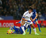Loic Remy of Chelsea in action - English Premier League - Leicester City vs Chelsea - King Power Stadium - Leicester - England - 14th December 2015 - Picture Simon Bellis/Sportimage