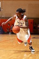 SAN ANTONIO , TX - JANUARY 23, 2010: The Texas A&M  University Corpus Christi Islanders vs. The University of Texas At San Antonio Roadrunners Men's Basketball at the UTSA Convocation Center. (Photo by Jeff Huehn)