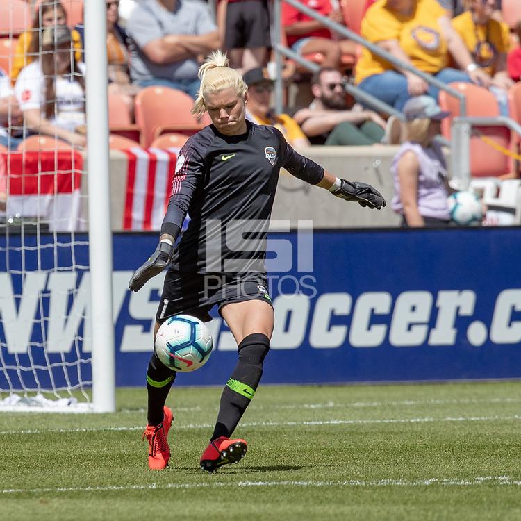 Sandy, UT - Saturday May 11, 2019: Utah Royals FC vs Houston Dash at Rio Tinto Stadium.