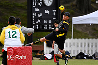 Ki-o-Rahi – CSW Junior Tournament at Wellington College, Wellington, New Zealand on Thursday 28 November 2019. <br /> Photo by Masanori Udagawa / photowellington