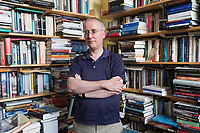 "David Armitage is the Lloyd C. Blankfein Professor of History in Harvard University's Department of History. He is seen here in his office in Harvard Yard on Tues., June 13, 2017. Armitage has recently published the book, ""Civil Wars: A History in Ideas,"" which looks at the roots and circumstances of civil wars throughout history."