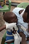 MSF vaccination campaign, Malakal POC 2014