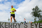 Ger Power pictured at the Rose of Tralee International 10k Race in Tralee on Sunday.