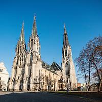 St. Wenceslas Cathedral, Olomouc, Czech Republic