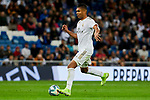Carlos Henrique Casimiro of Real Madrid during La Liga match between Real Madrid and CD Leganes at Santiago Bernabeu Stadium in Madrid, Spain. October 30, 2019. (ALTERPHOTOS/A. Perez Meca)