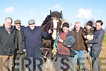 OLD: Ploughing in the old fashion way at the Ardfert Ploughing Competition on Sunday, L-R: Tom O'Mahony,Kevin Glavin,Joe Slattery and Sonny Egan (Abbeydorney),Tom Barrett(Causeway) and TJ and Odhren Maunsell (Kilmoyley)   Copyright Kerry's Eye 2008