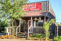 Mamies General Store on Route 66 in Stroud Oklahoma, next door to the Rock Cafe.