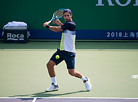 FELICIANO LOPEZ (ESP)<br /> <br /> TENNIS - ROLEX SHANGHAI MASTERS - QI ZHONG TENNIS CENTER - MINHANG DISTRICT - SHANGHAI - CHINA - ATP 1000 - 2018 <br /> <br /> <br /> <br /> &copy; TENNIS PHOTO NETWORK