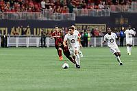 ATLANTA, Georgia - August 27: Hassani Dotson #31 during the 2019 U.S. Open Cup Final between Atlanta United and Minnesota United at Mercedes-Benz Stadium on August 27, 2019 in Atlanta, Georgia.