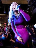 Iggy Azalea Performs at MOON Nightclub NV