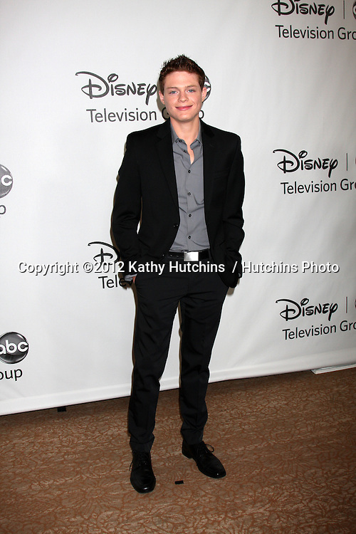 LOS ANGELES - JUL 27:  Sean Berdy arrives at the ABC TCA Party Summer 2012 at Beverly Hilton Hotel on July 27, 2012 in Beverly Hills, CA