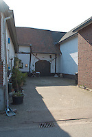 Vakwerk boerderij St Geertruid