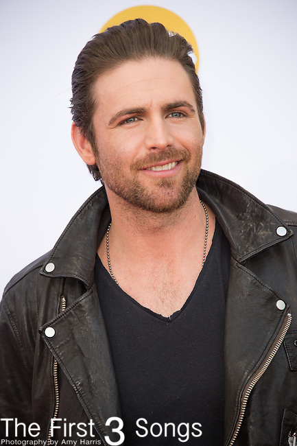 Canaan Smith attends the 50th Academy Of Country Music Awards at AT&T Stadium on April 19, 2015 in Arlington, Texas.