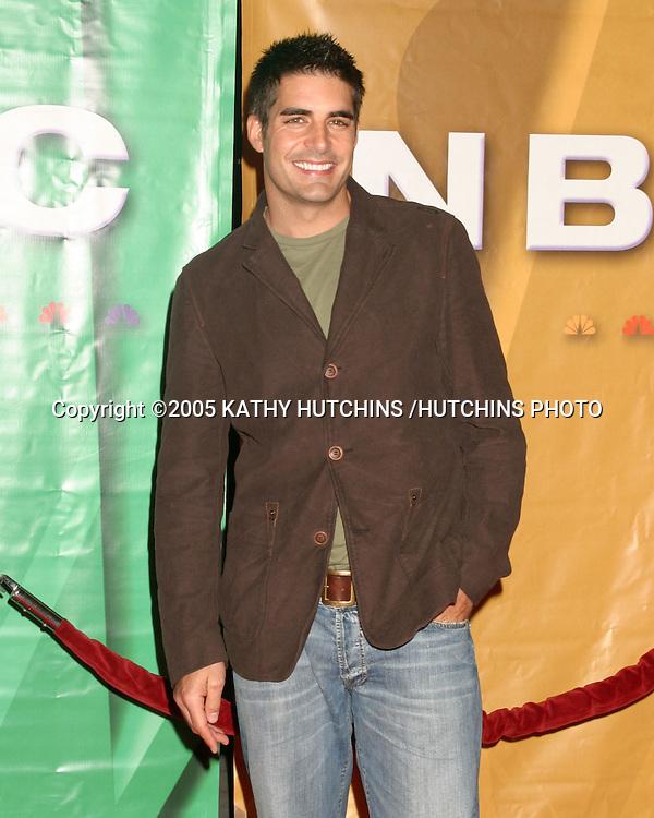 ©2005 KATHY HUTCHINS /HUTCHINS PHOTO.NBC/ UNIVERSAL TELEVISION CRITICS ASSOC.PARTY.UNIVERSAL CITY, CA.JANUARY 21, 2005..GALEN GERING.
