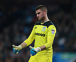 Sam Johnstone of Aston Villa during the Championship match at Villa Park Stadium, Birmingham. Picture date 23rd December 2017. Picture credit should read: Simon Bellis/Sportimage