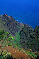 Awaawapuhi Valley, Napali Coast, Kauai