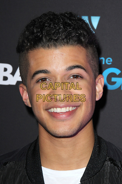 LOS ANGELES, CA - FEBRUARY 12: Jordan Fisher at the 2016 Grammys Radio Row Day 1 presented by Westwood One, Staples Center, Los Angeles, California on February 12, 2016.   <br /> CAP/MPI/DE<br /> &copy;DE//MPI/Capital Pictures
