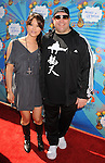 SANTA MONICA, CA. - March 14: Actor/comedian Kevin James (R) and wife Steffiana James (L)  attend the Make-A-Wish Foundation's Day of Fun hosted by Kevin & Steffiana James held at Santa Monica Pier on March 14, 2010 in Santa Monica, California.