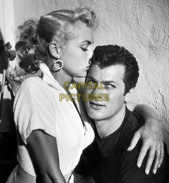 TONY CURTIS With Janet Leigh.*Filmstill - Editorial Use Only*.CAP/PLF.Supplied by Capital Pictures.