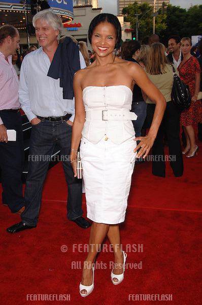 """Actress VICTORIA ROWELL at the world premiere, in Los Angeles, of """"Miami Vice."""".July 20, 2006  Los Angeles, CA.© 2006 Paul Smith / Featureflash"""