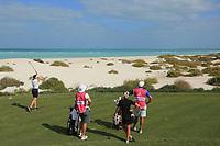 Rebecca Artis (AUS) during the final round of the Fatima Bint Mubarak Ladies Open played at Saadiyat Beach Golf Club, Abu Dhabi, UAE. 12/01/2019<br /> Picture: Golffile | Phil Inglis<br /> <br /> All photo usage must carry mandatory copyright credit (&copy; Golffile | Phil Inglis)