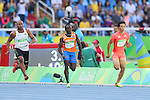 Ryota Yamagata (JPN), <br /> AUGUST 13, 2016 - Athletics : <br /> Men's 100m Round 1 <br /> at Olympic Stadium <br /> during the Rio 2016 Olympic Games in Rio de Janeiro, Brazil. <br /> (Photo by YUTAKA/AFLO SPORT)