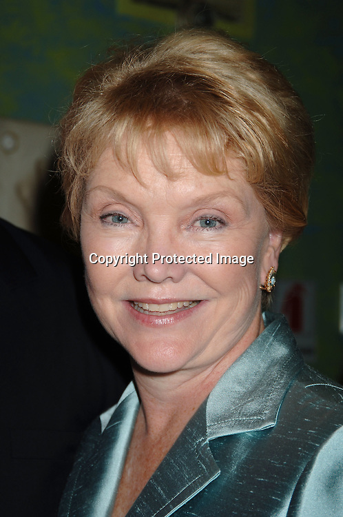 """Erika Slezak..at The 5000th performance of """"Beauty and The Beast"""" party on June 20, 2006 at Planet Hollywood...Jacob Young of All My Children is starring as Lumiere. ..Robin Platzer, Twin Images"""