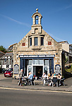 The Old Lifeboat House bistro, Penzance, Cornwall, England, UK