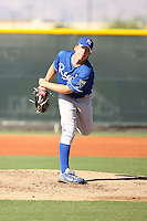 Buddy Baumann - Kansas City Royals - 2010 Instructional League.Photo by:  Bill Mitchell/Four Seam Images..