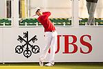 Yannick Nathan Artigolle of Hong Kong tees off the first hole during the 58th UBS Hong Kong Open as part of the European Tour on 08 December 2016, at the Hong Kong Golf Club, Fanling, Hong Kong, China. Photo by Marcio Rodrigo Machado / Power Sport Images